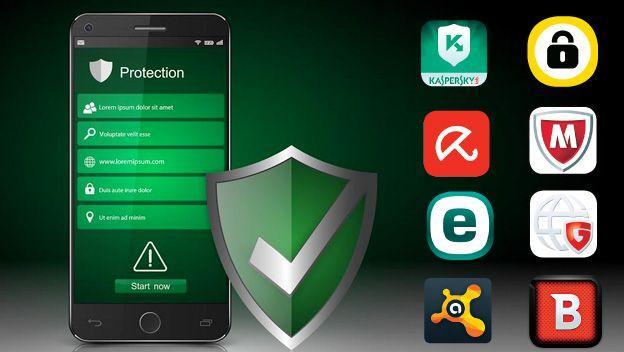 Gunakan aplikasi antivirus untuk mencegah lemot pada hp