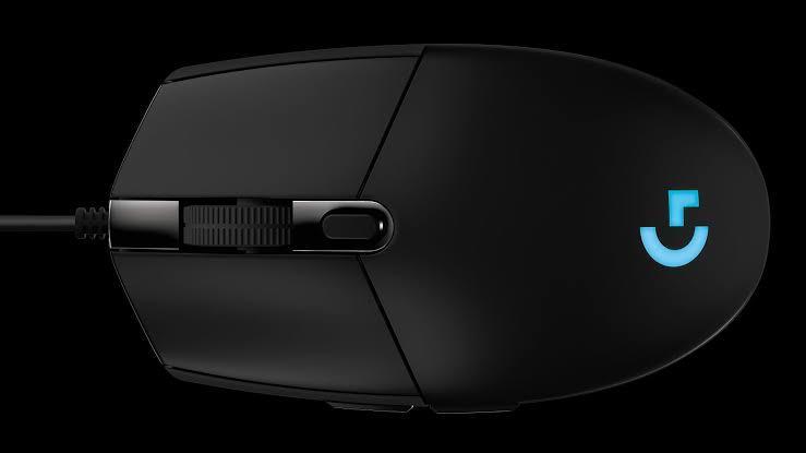 Mouse gaming Logitech terbaik