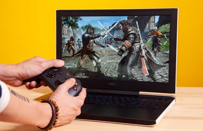 Laptop gaming dell seri g terbaik