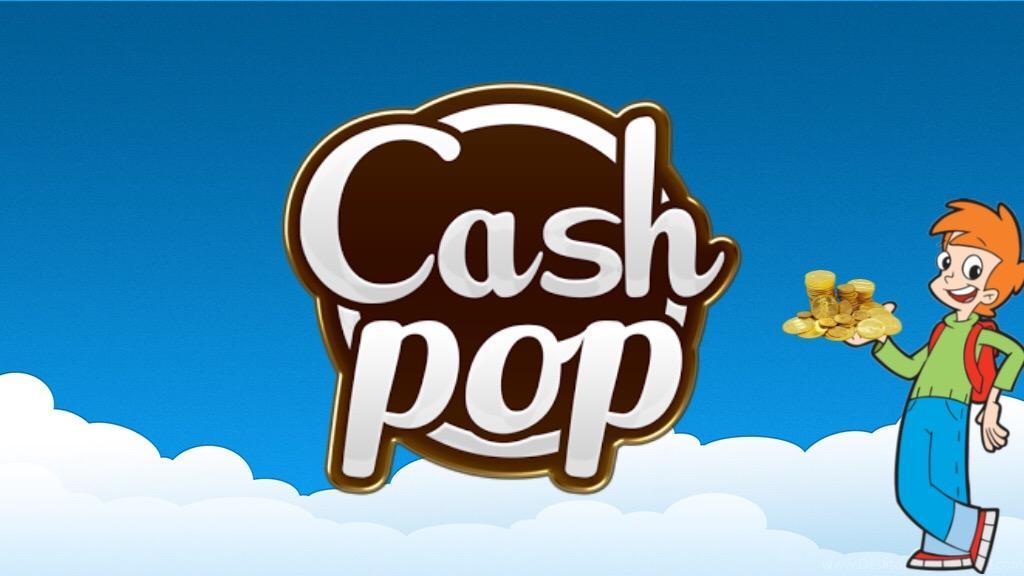 Cashpop tempat mendapatkan pulsa gratis