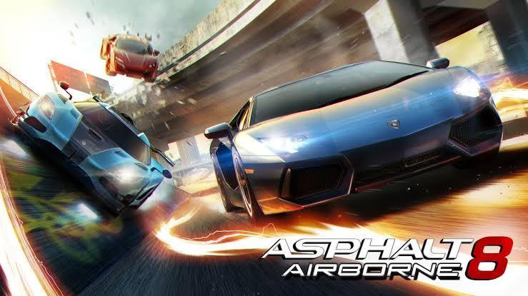 Game ios asphalt 8 terbaik2019