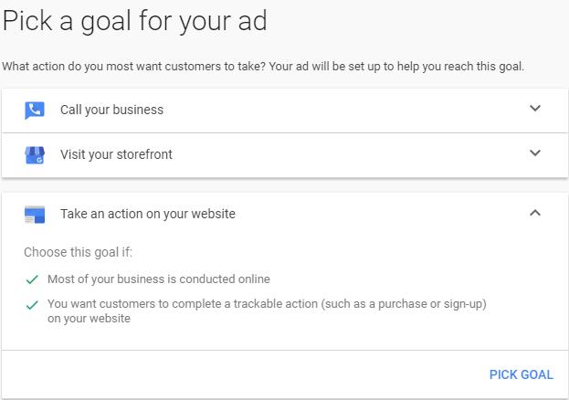 cara mendaftar google ads