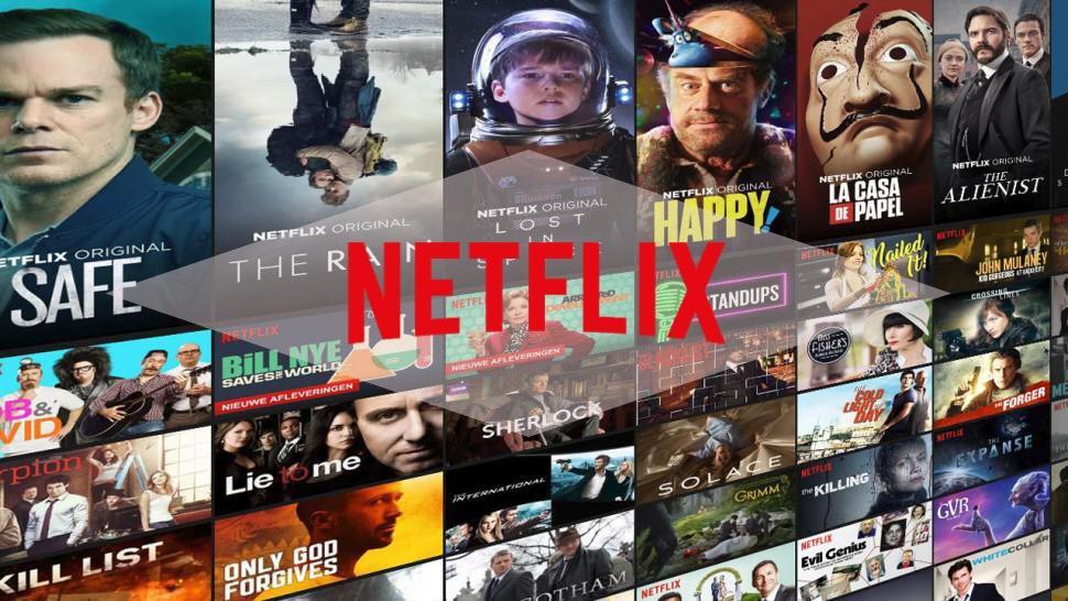 Nonton serial tv tanpa buffering di Netflix