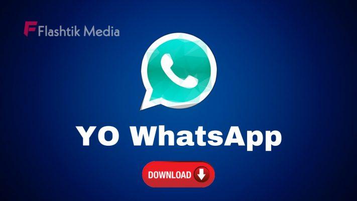 Aplikasi MOD Yo WhatsApp