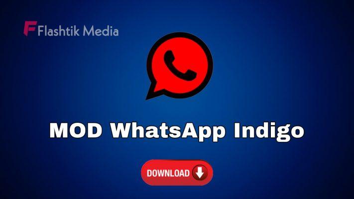 Aplikasi MOD WhatsApp Indigo