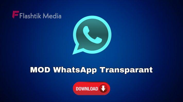 Aplikasi MOD WhatsApp Transparant