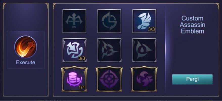Custom Emblem Hero Lancelot Terbaru