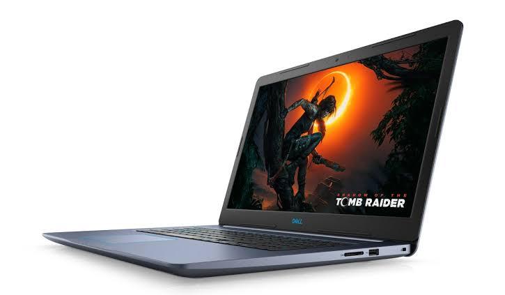 Spesifikasi Laptop gaming Dell G3