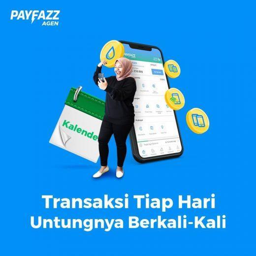 Keuntungan agen payfazz
