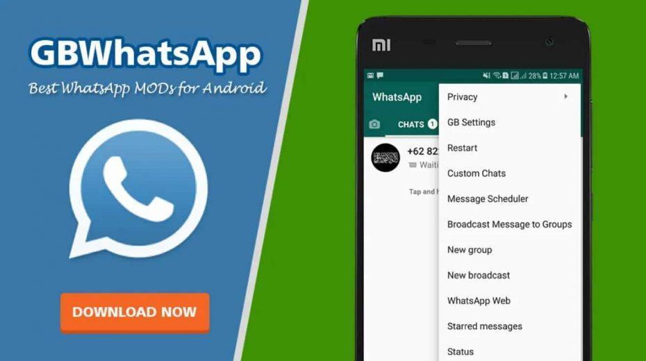 Aplikasi GB Whatsapp