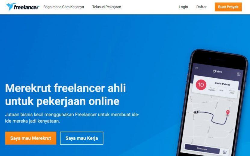 Freelancer id