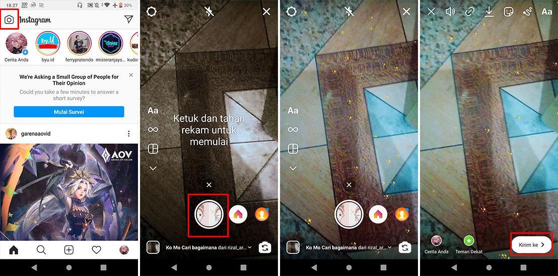 Cara Mendapatkan Filter IG Kau Mau Cari yang Bagaimana