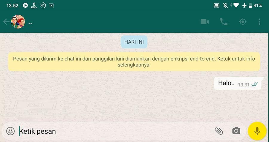 Cara Mengirim Pesan Whatsapp Tanpa Simpan Nomor
