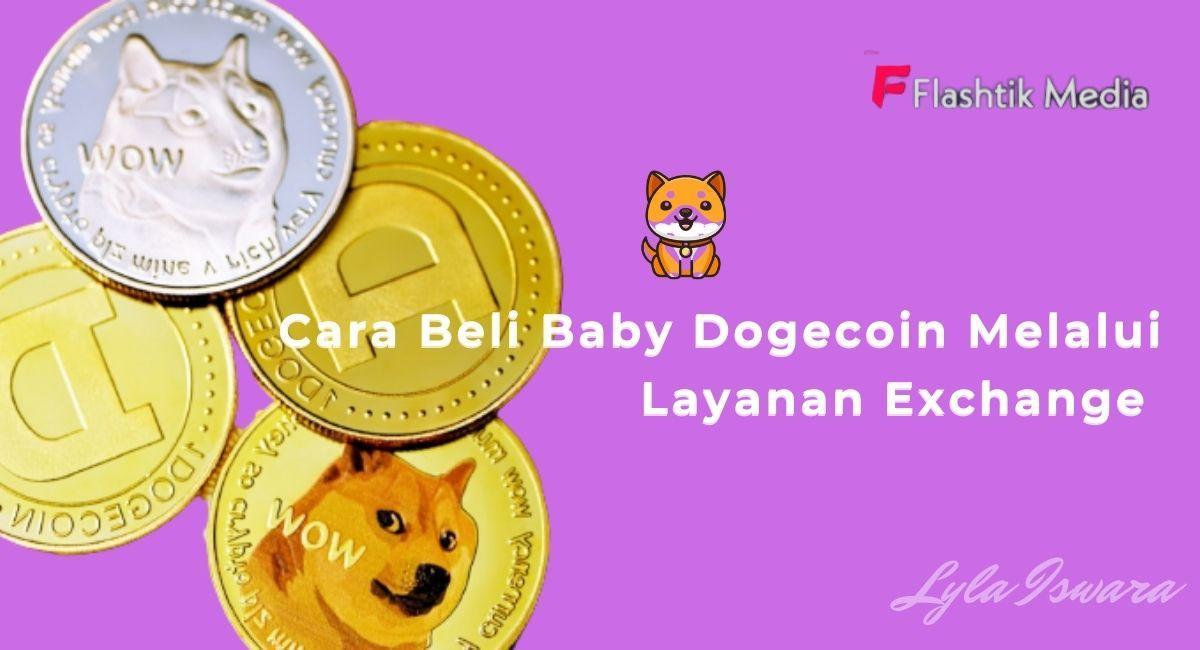 Cara Beli Baby Dogecoin Melalui Layanan Exchange