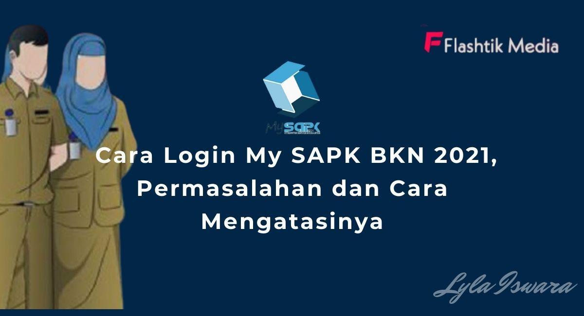 Cara Login my SAPK BKN