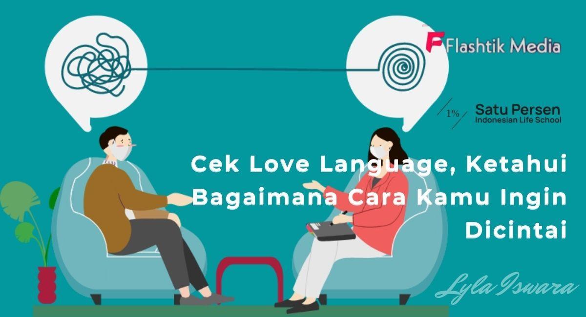 Situs Satupersen.net Cek Love Language