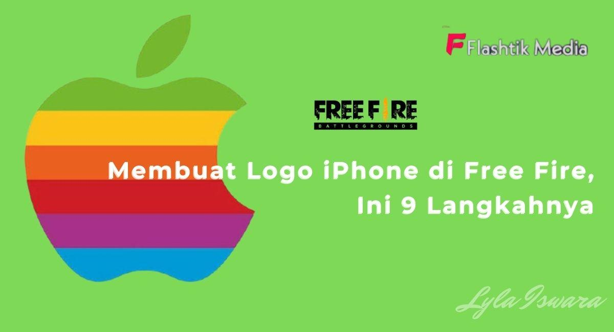 Membuat Logo iPhone di Free Fire