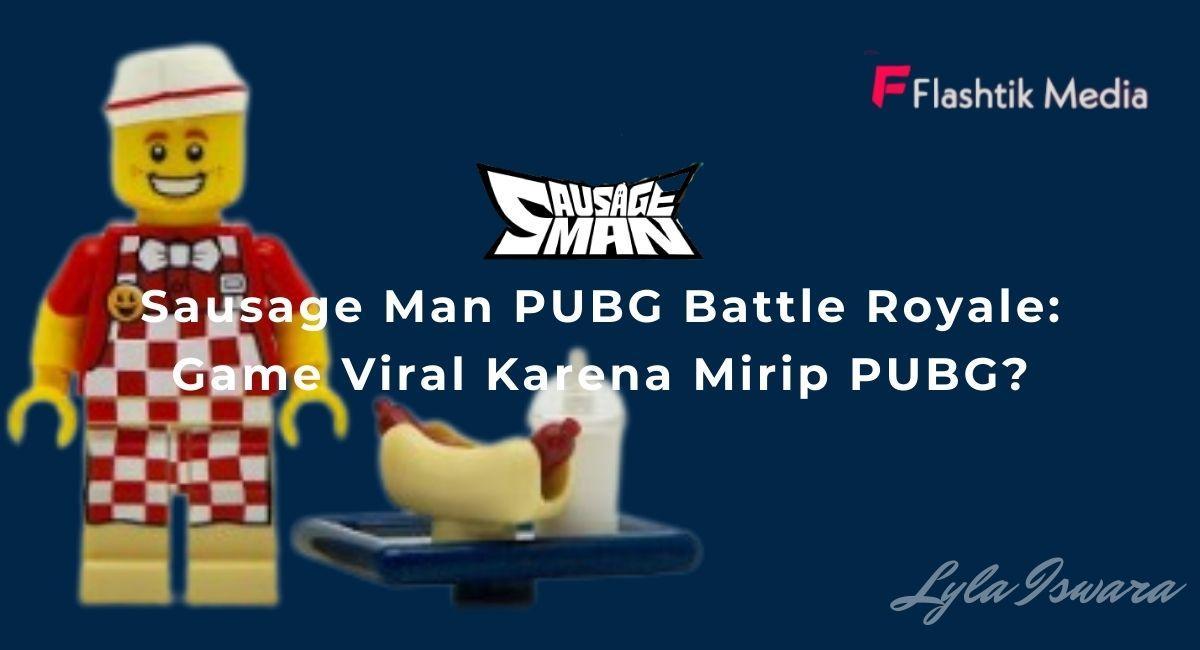 Sausage Man PUBG Battle Royale