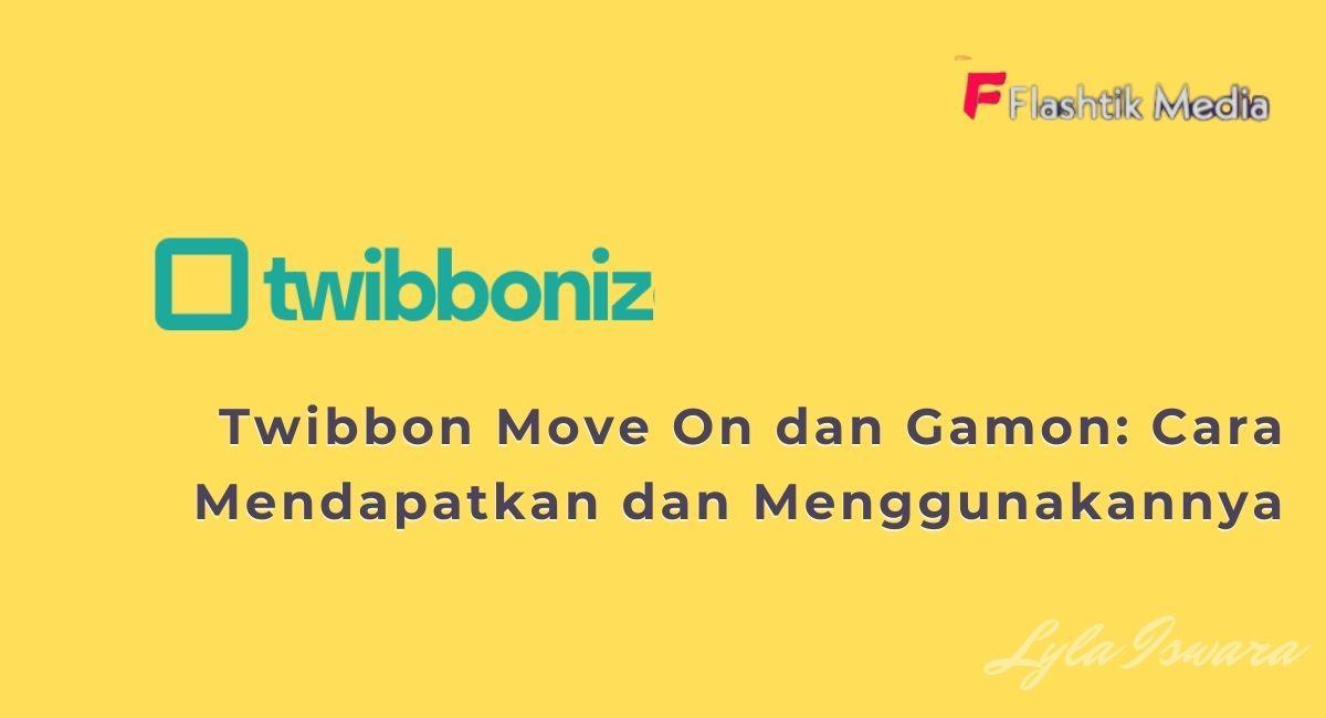 Apa itu Twibbon Move On dan Gamon?